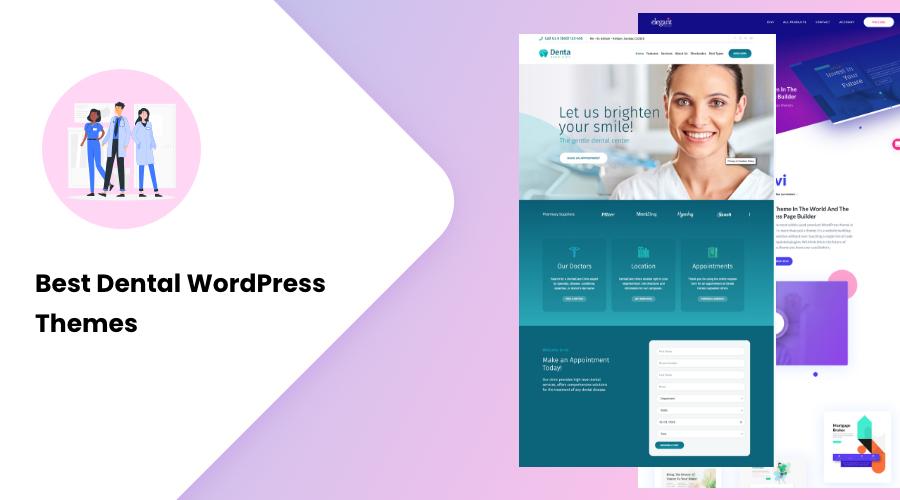 Best Dental WordPress Themes