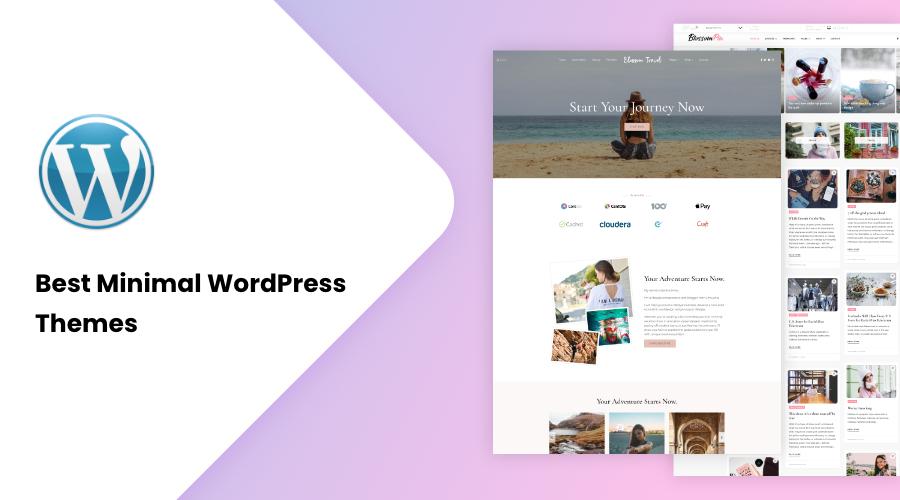 Best Minimal WordPress Themes